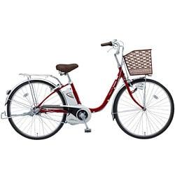 BE-ENNX63R [電動アシスト自転車(型) ワインレッド リチウムビビNX09]
