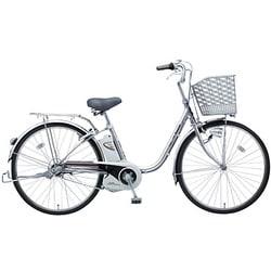 BE-ENNX63S [電動アシスト自転車(型) シルバー リチウムビビNX09]