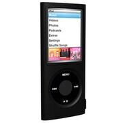 SUMLN4G-BK [第4世代 iPod nano用 シリコンケース ブラック]