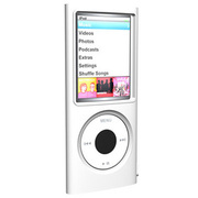 SUMLN4G-WT [第4世代 iPod nano用 シリコンケース ホワイト]