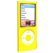 SUMLN4G-YE [第4世代 iPod nano用 シリコンケース イエロー]