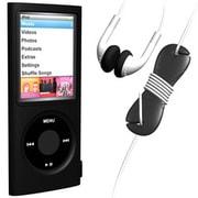 SUMLN4G-SKT-BK [第4世代 iPod nano用 スターターキット ブラック]