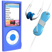 SUMLN4G-SKT-BL [第4世代 iPod nano用 スターターキット ブルー]