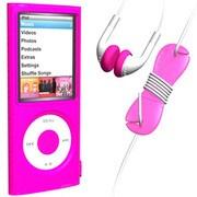 SUMLN4G-SKT-PK [第4世代 iPod nano用 スターターキット ピンク]