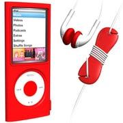SUMLN4G-SKT-RD [第4世代 iPod nano用 スターターキット レッド]