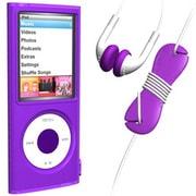 SUMLN4G-SKT-PL [第4世代 iPod nano用 スターターキット パープル]
