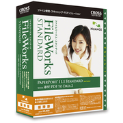 FileWorks Standard (PaperPort 11.1 Standard) 優待版 [Windows]