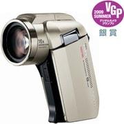 DMX-HD2000 [Xacti(ザクティ) ハイビジョンデジタルビデオカメラ メモリータイプ シャンパン・ゴールド]