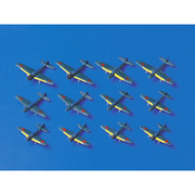 1/700 ウォーターラインシリーズ 日本航空母艦搭載機・後期 [ディテールアップパーツ]