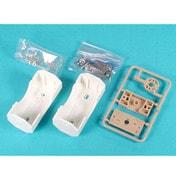 楽しい工作シリーズ 単2電池ボックス(1本用、スイッチ付) [70149]