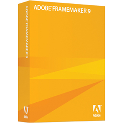 FrameMaker 9 日本語版 アカデミック版 [Windowsソフト]