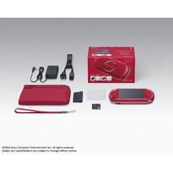 PSP(プレイステーション・ポータブル) ラディアントレッド バリューパック PSPJ-30001