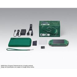 PSP(プレイステーション・ポータブル) スピリティッドグリーン バリューパック PSPJ-30004