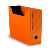 SLD25105 ファイルボックス オレンジ