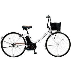 BE-ENDF63F [電動アシスト自転車(26型) イノセントホワイト A.girl's(エーガールズ)]