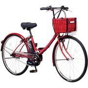 BE-ENDF63R [電動アシスト自転車(26型) レッドインレッド A.girl's(エーガールズ)]