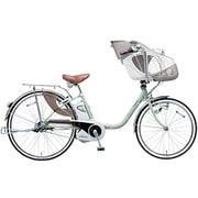 BE-ENM63G [電動アシスト自転車(26型) ライム Lithium ViVi Child(リチウムビビ・チャイルド)]