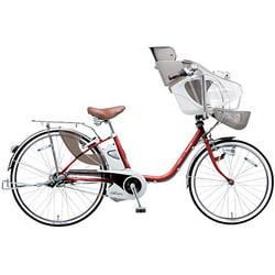 BE-ENM63R [電動アシスト自転車(26型) レッドPCアース Lithium ViVi Child(リチウムビビ・チャイルド)]