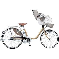 BE-ENM63T2 [電動アシスト自転車(26型) ミルクティ Lithium ViVi Child(リチウムビビ・チャイルド)]