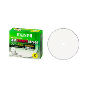 DRD215WPB.10S [録画用DVD-R DL 215分 2-8倍速 CPRM対応 10枚 インクジェットプリンター対応]