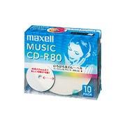 CDRA80WP.10S [音楽用CD-R 80分 10枚]