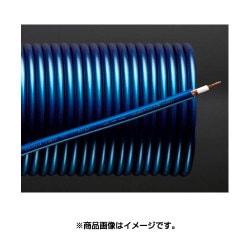 FC-62 [巻きケーブル 同軸ケーブル(青) 切り売り 1m単位]