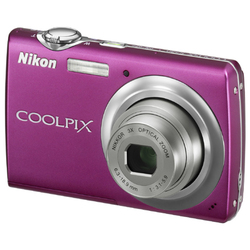 COOLPIX S220 [ビビッドピンク]