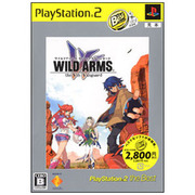 WILD ARMS(ワイルドアームズ) the Vth Vanguard (PS2 The Best) [PS2ソフト]