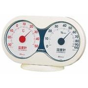 TM-2781 [アキュート温・湿度計 オフホワイト]