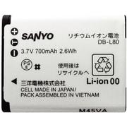DB-L80 [リチウムイオン電池 6451054562]