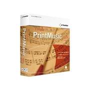 PM2009 [楽譜作成ソフトウェア PrintMusic]