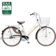 KE-ENT63F [電動アシスト自転車(26型) アイボリーホワイト リチウムビビ・アンサンブル]