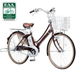 BE-ENT63T [電動アシスト自転車(26型) チョコブラウン リチウムビビ・アンサンブル]