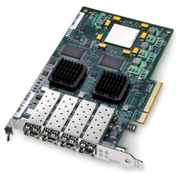 MB843G/A [Apple Quad-Channel 4Gb Fibre Channel PCI Express Card]