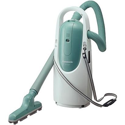 MC-K10P-G [セカンドクリーナー ショルダータイプ掃除機(紙パック式) グリーン かけちゃお]