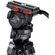 SC 0307 FSB 4 ザハトラービデオヘッド75mm