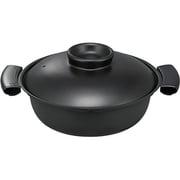 KZ-AD30-K [100V/200V IH調理器兼用 土鍋風鍋 チャコールブラック]