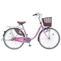 B-CNS416 M [自転車(24型) プラズマピンク  Cinnamon(シナモン)・ステンレス]