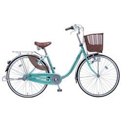 B-CNS436 G [自転車(24型) プラズマグリーン Cinnamon(シナモン)・ステンレス]