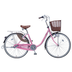 B-CNS436 M [自転車(24型) プラズマピンク Cinnamon(シナモン)・ステンレス]