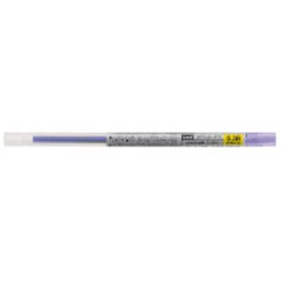UMR-109-38 [スタイルフィット ゲルインクボールペン リフィル 0.38mm バイオレット ボールペン 替芯]