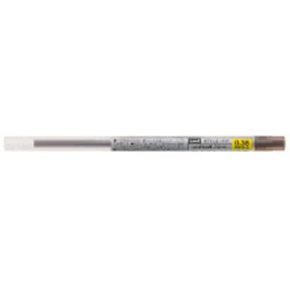 UMR-109-38 [スタイルフィット ゲルインクボールペン リフィル 0.38mm ブラウンブラック ボールペン 替芯]