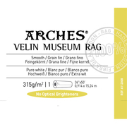 6112008 Canson Infinity Arches Velin Museum Rag(アルシュ ベラン ミュージアム ラグ) [0,914×15,24m 1ロール]
