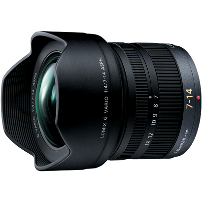 H-F007014 LUMIX G VARIO 7-14mm / F4.0 ASPH. [7-14mm/F4.0 マイクロフォーサーズ (デジタル一眼カメラ用交換レンズ)]
