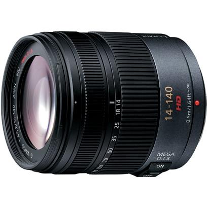 H-VS014140 LUMIX G VARIO HD 14-140mm / F4.0-5.8 ASPH. / MEGA O.I.S. [14-140mm/F4.0-5.8 マイクロフォーサーズ]