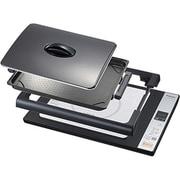 KZ-HP1000-K [IH調理器 ブラック IHホットプレート(平面プレート付)]