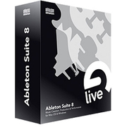 Ableton Suite 8 [Windows&Macソフト]