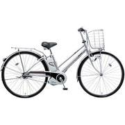 BE-ENL73S [電動アシスト自転車(27型) プラズマシルバー リチウム・ビビタフネス]