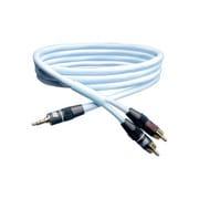 BiLine-Mp(2.0m) [高音質ステレオミニ-RCAオーディオケーブル 2.0m]