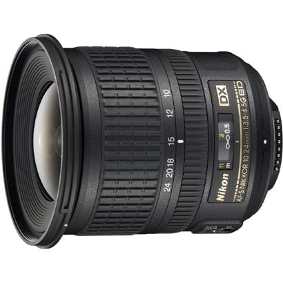 AF-S DX NIKKOR 10-24mm F3.5-4.5G ED [10-24mm/F3.5-4.5 ニコンFマウント APS-Cサイズ用レンズ DXフォーマット]